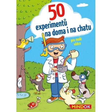 50 báječných experimentů na doma i na chatu