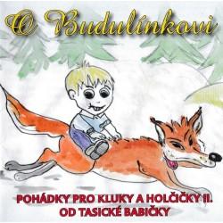 """2CD Muzikálová pohádka """"O Budulínkovi"""": Zahrajte si doma muzikál """"O Budulínkovi"""" VČETNĚ hudebního sešitu"""