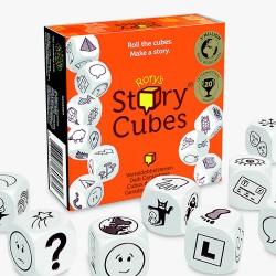 PŮJČOVNA: Story Cubes: Příběhy z kostek