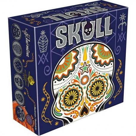 Skull: Jak dobře umíte blafovat?