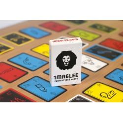 Fantastické karty IMAGLEE: Bílá krabička
