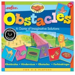 Jak nejlépe překonat PŘEKÁŽKY?  Obstacles - A Game of Imaginative Solutions