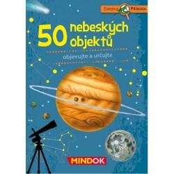 Poznejte 50 nebeských objektů
