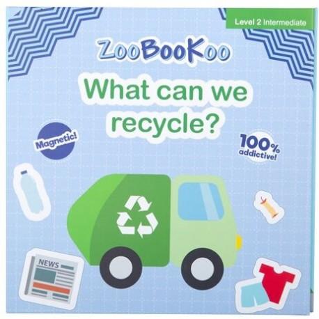 Magnetická kniha: co můžeme recyklovat?