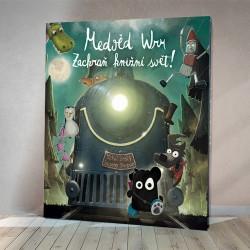 Medvěd Wrr: Zachraň knižní svět