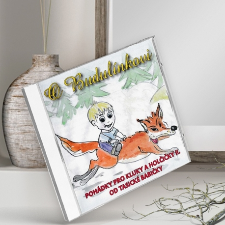 "2CD Muzikálová pohádka ""O Budulínkovi"": Zahrajte si doma muzikál ""O Budulínkovi"""