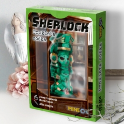 Sherlock: Prokletá soška