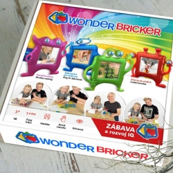 Stavebnice WONDERBRICKER - MAXI
